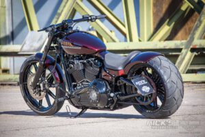 Harley Davidson Breakout Ricks Softail 100