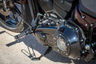 Harley Davidson Breakout Ricks Softail 104
