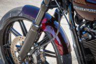 Harley Davidson Breakout Ricks Softail 106