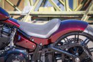 Harley Davidson Breakout Ricks Softail 112
