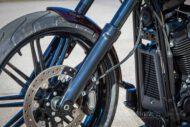 Harley Davidson Breakout Ricks Softail 124
