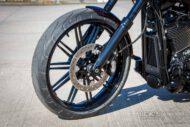 Harley Davidson Breakout Ricks Softail 125