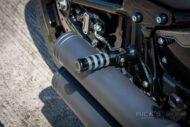 Harley Davidson fat boy Custombike Ricks 008
