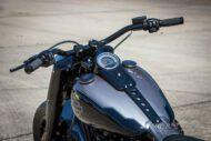 Harley Davidson fat boy Custombike Ricks 033