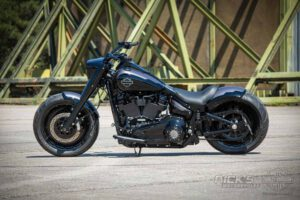 Harley Davidson fat boy Custombike Ricks 041