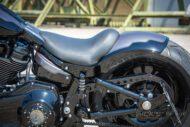 Harley Davidson fat boy Custombike Ricks 042