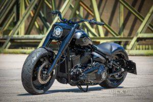 Harley Davidson fat boy Custombike Ricks 049