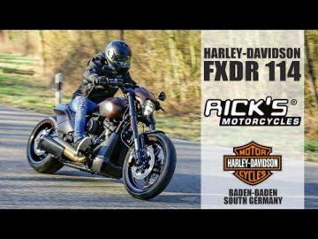 Harley-Davidson FXDR / FRICKSDR