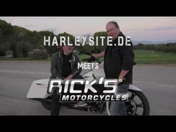 Rick's Harley-Davidson Road Glide