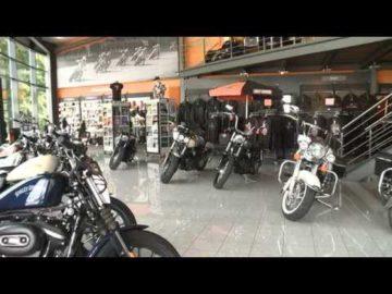 Rick's Motorcycles - Behind the scenes