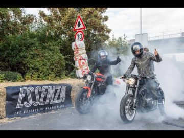 H D Essenza   Intermot 2016